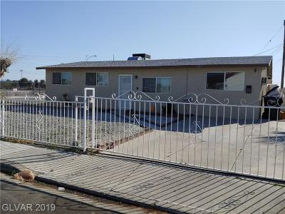North Las Vegas Single Family Home Under Contract - No Show: 1725 Helen Avenue