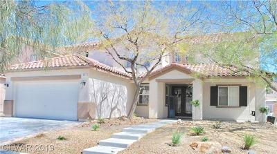 Single Family Home For Sale: 8612 Canyon Ranch Street