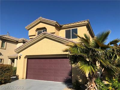 Las Vegas Single Family Home For Sale: 488 Center Green Drive
