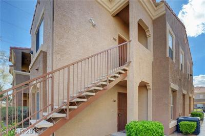 Las Vegas Condo/Townhouse For Sale: 10245 Maryland #171