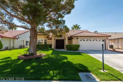 Las Vegas Single Family Home For Sale: 5116 Linkside Drive
