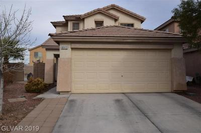 Las Vegas Single Family Home For Sale: 6512 Holly Bluff Court