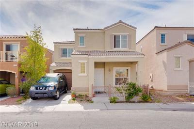 Las Vegas NV Single Family Home For Sale: $230,000