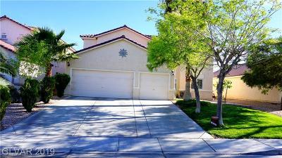 North Las Vegas Single Family Home For Sale: 909 Elliot Park Avenue