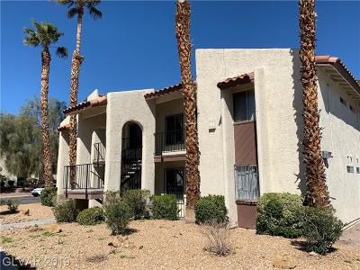 Las Vegas Condo/Townhouse For Sale: 3232 Jericho Street #C