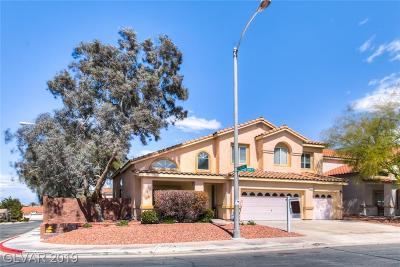Green Valley Hgts Single Family Home Under Contract - Show: 2252 Verde Cape Ave Avenue