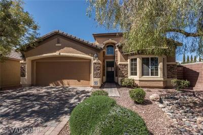 Las Vegas Single Family Home For Sale: 6101 Old Rose Drive