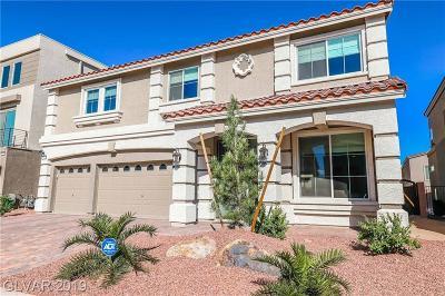 Henderson, Las Vegas Single Family Home For Sale: 9782 Russian Hill Street