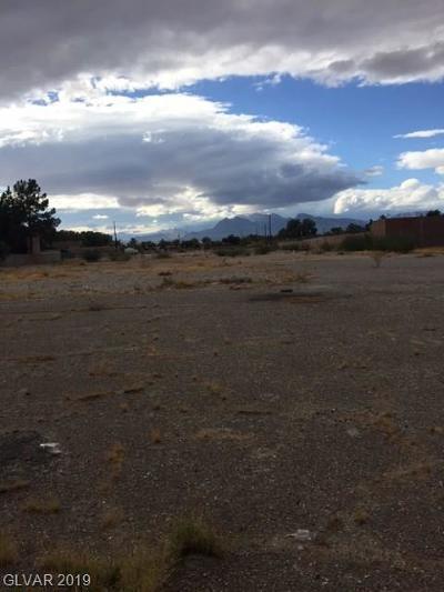 Las Vegas Residential Lots & Land For Sale: 1841 Decatur Boulevard
