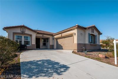 North Las Vegas Single Family Home For Sale: 117 Amethyst Stars Avenue