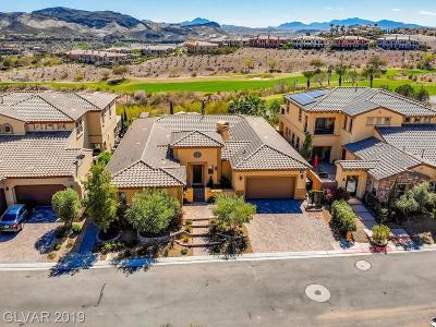 Single Family Home For Sale: 83 Rezzonico Drive