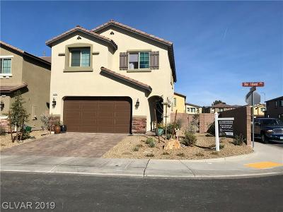 Henderson Single Family Home Under Contract - No Show: 2276 Sky Island Drive