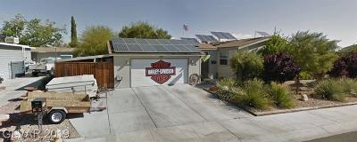 Las Vegas NV Single Family Home For Sale: $279,000