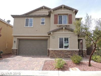 Las Vegas NV Single Family Home Under Contract - No Show: $300,000