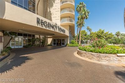 Regency Towers Amd High Rise Under Contract - No Show: 3111 Bel Air Drive #4F