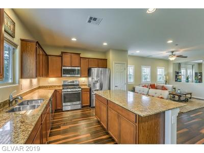 Las Vegas Single Family Home Under Contract - No Show: 7925 Saber Tooth Street
