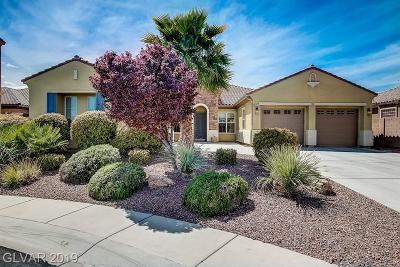 Las Vegas  Single Family Home For Sale: 8353 Myerlee Court