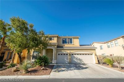 Single Family Home For Sale: 8917 Monte Oro Dr Drive