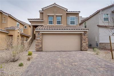 Henderson NV Single Family Home Under Contract - No Show: $320,000