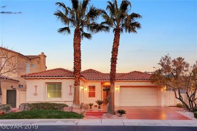 Red Rock Cntry Club At Summerl Single Family Home For Sale: 2846 Soft Horizon Way