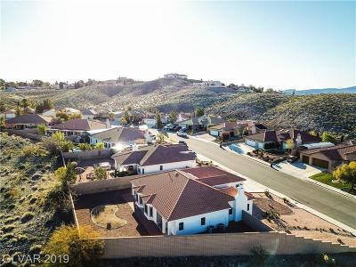 Boulder City Single Family Home Under Contract - Show: 788 Fairway Drive