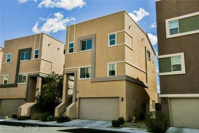 Las Vegas  Single Family Home For Sale: 10521 Seasonable Drive