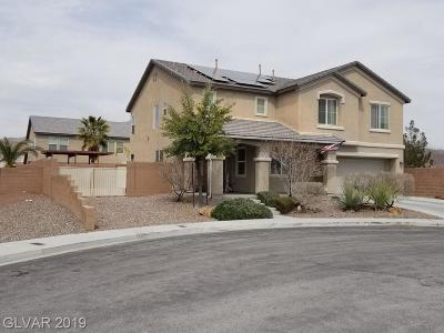 Single Family Home For Sale: 5916 Goss Ranch Court