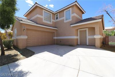 Henderson Single Family Home For Sale: 105 Morning Drive