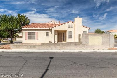 Single Family Home Under Contract - No Show: 7220 Scenic Desert Court