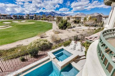 Red Rock Cntry Club At Summerl Single Family Home For Sale: 1947 Orchard Mist Street