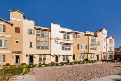 Clark County Condo/Townhouse Sold: 55 Morning Mimosa Court