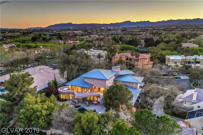 Las Vegas Single Family Home Under Contract - No Show: 1904 Soaring Court