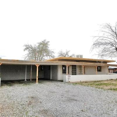 Clark County Single Family Home Under Contract - No Show: 5030 Smoke Ranch Road