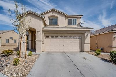 North Las Vegas Single Family Home For Sale: 324 Iron Summit Avenue