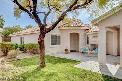 Henderson Single Family Home For Sale: 2283 Chestnut Ranch Avenue