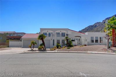 Boulder City Single Family Home Under Contract - Show: 528 Island Cove
