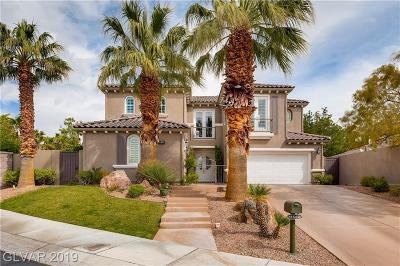 Red Rock Cntry Club At Summerl Single Family Home For Sale: 11562 West Snow Creek Avenue