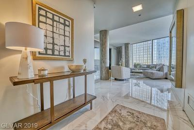 Sky Las Vegas, Veer Towers, Vdara Condo Hotel, Resort Condo At Luxury Buildin High Rise For Sale: 3722 Las Vegas Boulevard #3001