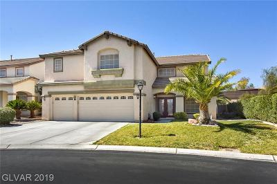 Single Family Home For Sale: 7731 Maple Meadow Street