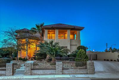 Sunrise Manor Single Family Home For Sale: 6680 East Owens Avenue