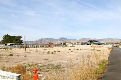 Centennial Hills Residential Lots & Land For Sale: 6525 Rio Vista Street