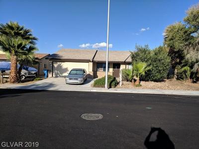 Clark County Single Family Home For Sale: 2637 Rialto Road