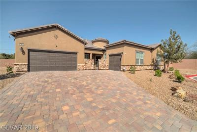 Single Family Home For Sale: 7415 Desert Wildflower Street