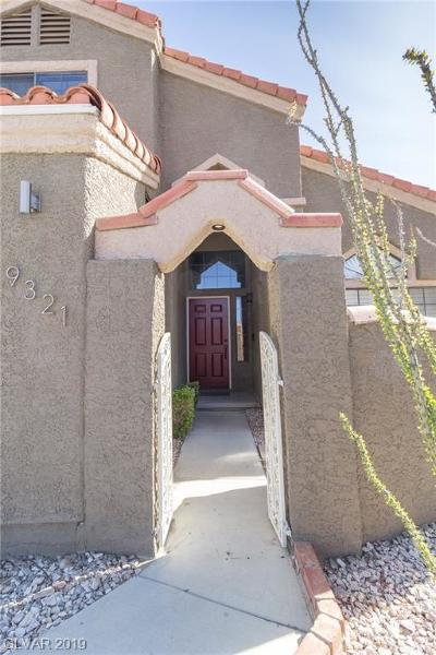 Single Family Home For Sale: 9321 Dry Dock Drive