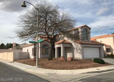 Clark County Single Family Home Sold: 9816 Eagle Rock Court