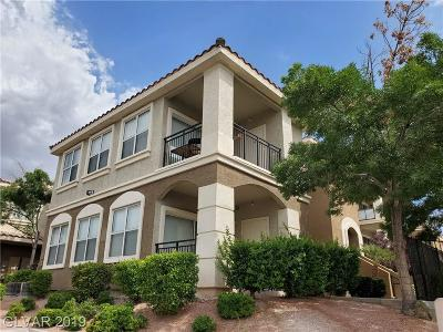 Henderson Condo/Townhouse Under Contract - No Show: 2900 Sunridge Heights #1527