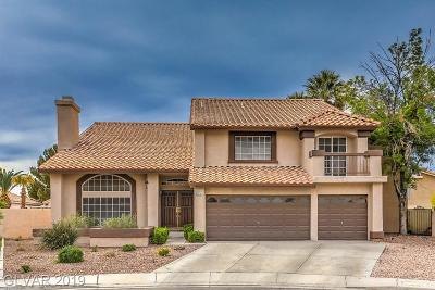 Henderson Single Family Home For Sale: 263 Plaza Marquessa Court