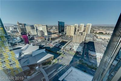 High Rise For Sale: 3750 Las Vegas Boulevard #3207