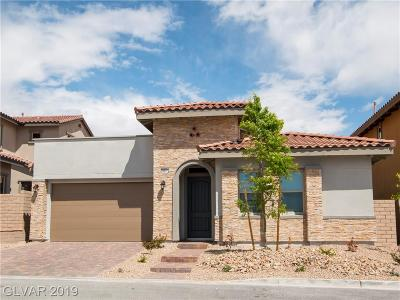 Las Vegas NV Single Family Home Under Contract - No Show: $584,999