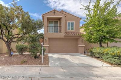 North Las Vegas Single Family Home For Sale: 3505 Birdwatcher Avenue